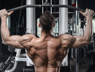 lat pulldown for wider back