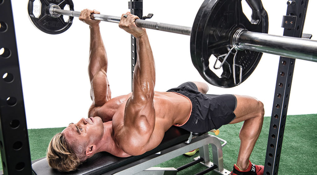Neutral Bench Press