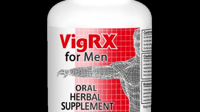 vigrx bottle