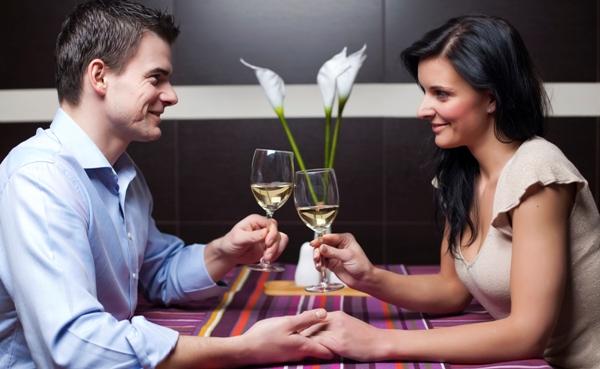 single dating body language