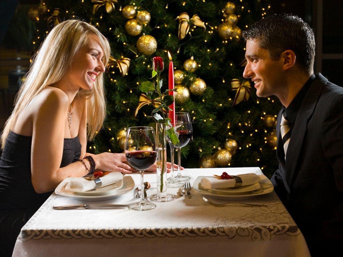 Christmas dinner dates
