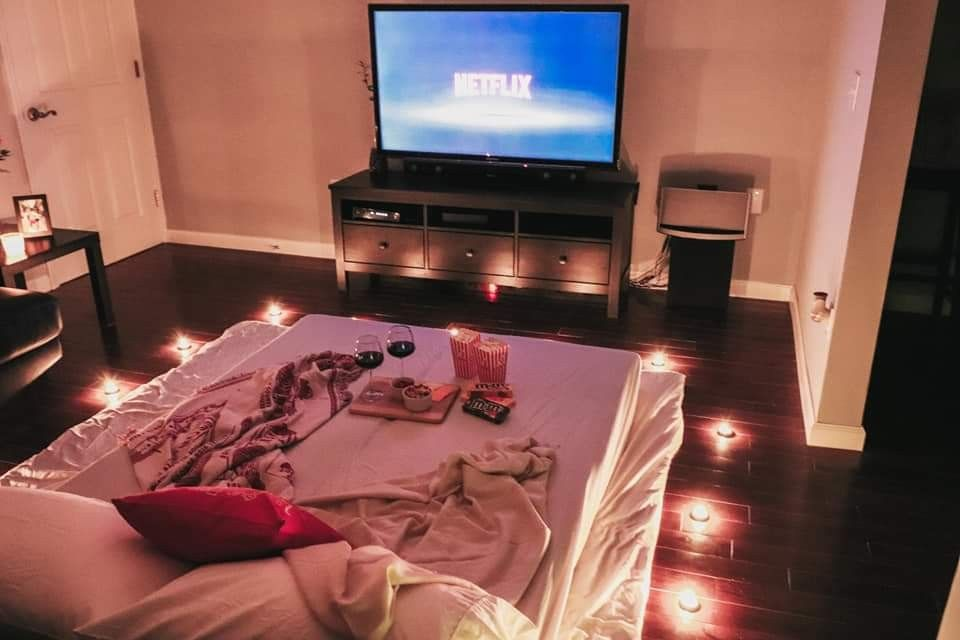 netflix and chill date